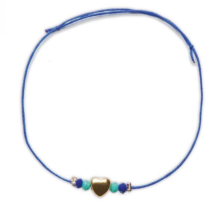 Janod - Zestaw do Tworzenia Biżuterii Bransoletki Przyjaźni 8+