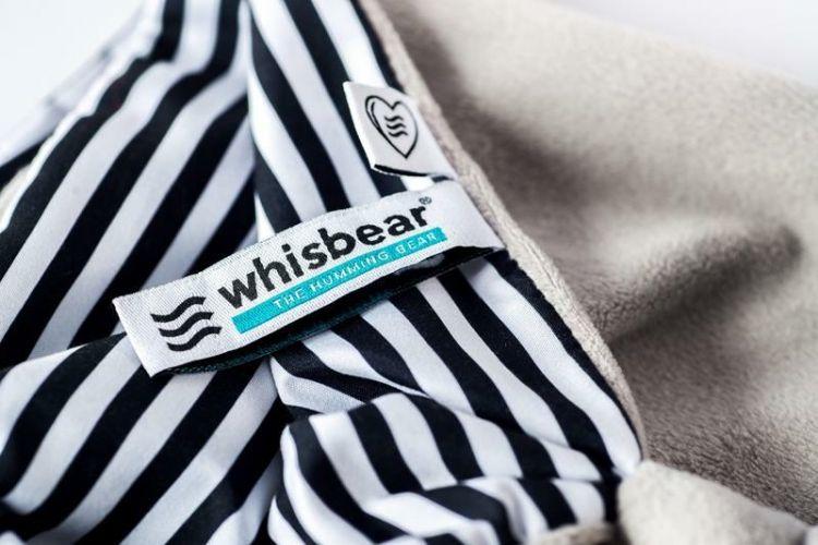 Whisbear - DouDou Kocyk Przytulanka Króliczek Friends of Whisbear®