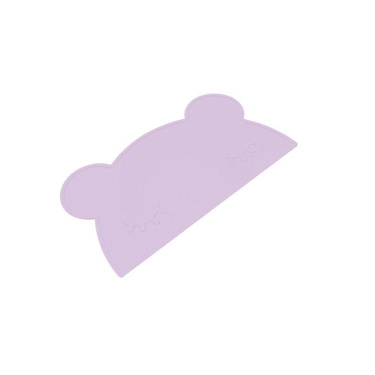 We Might Be Tiny -Silikonowa Podkładka Miś Lilac