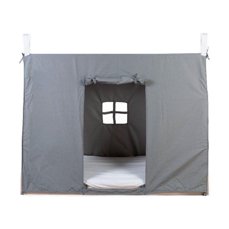 Childhome - Poszycie do Łóżka Tipi 70 x 140 cm Grey