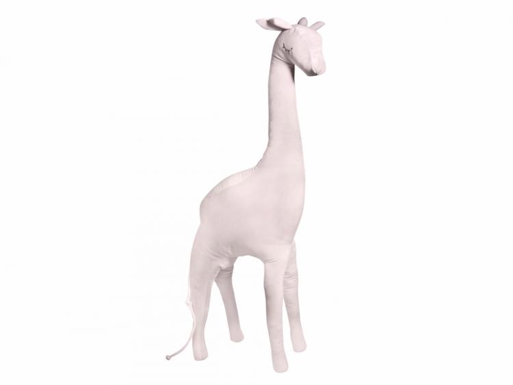 Caramella - Żyrafa Dekoracyjna Pudrowa Różowa