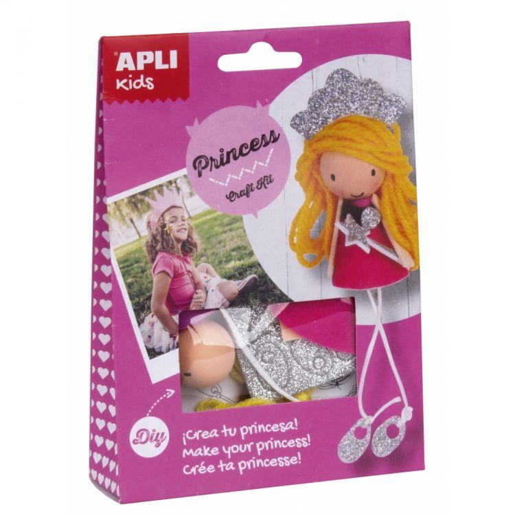 Apli Kids - Zestaw Artystyczny Księżniczka