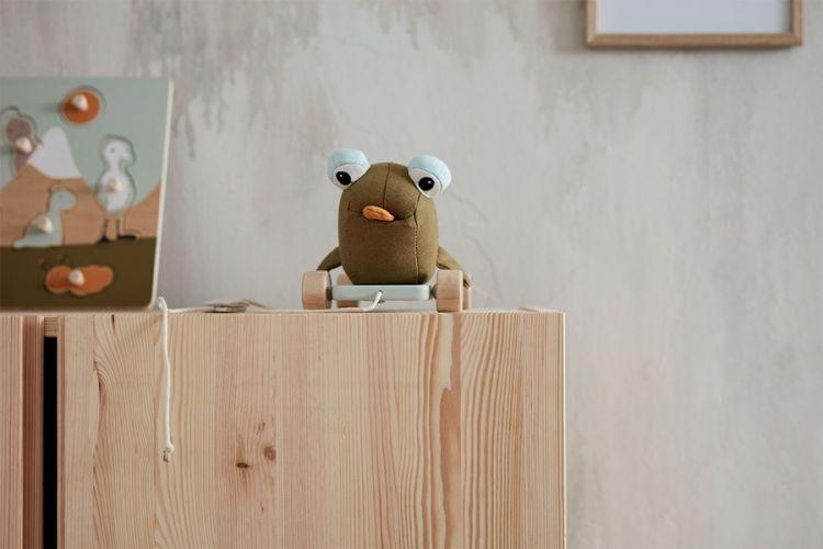 Kids Concept - Zabawka do Ciągnięcia Stworek Wodny Otto NEO 2+