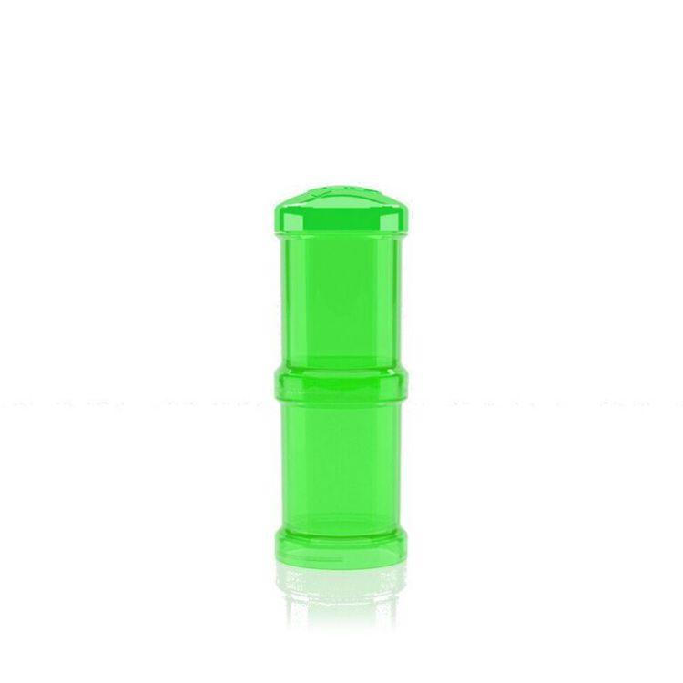 Twistashake - Pojemnik na Mleko w Proszku 2x100ml Zielony