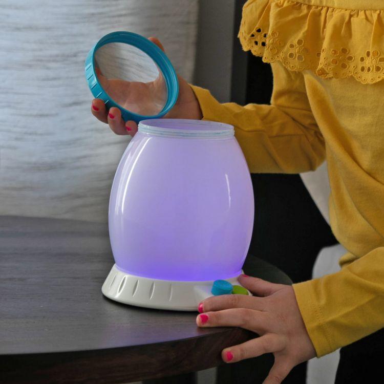 Fat Brain Toys - Nocna Lampka Obserwatorium Owadów Buggy Light