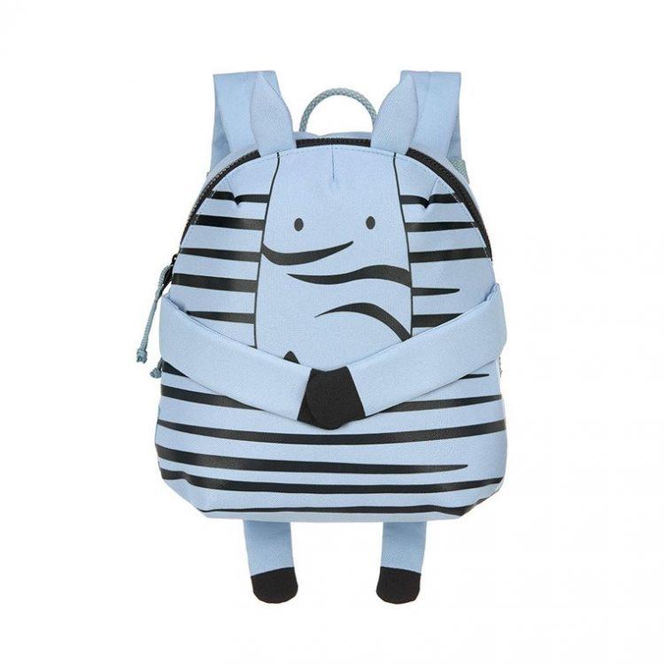 Lassig -  Plecak About Friends z magnesami Zebra Kaya
