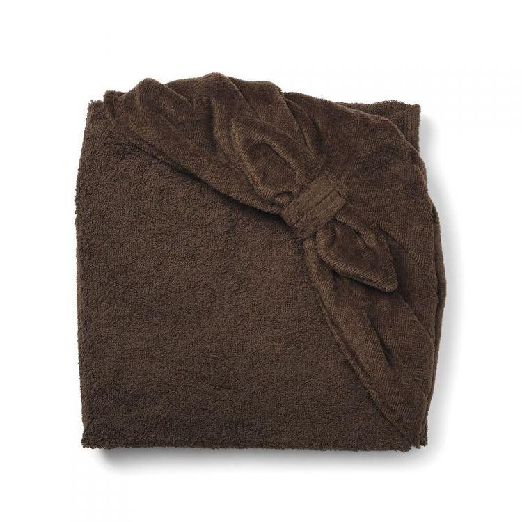 Elodie Details - Ręcznik Chocolate Bow 80x80cm