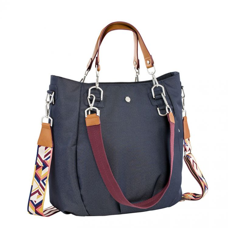 Lassig - Green Label Torba z Akcesoriami Mix'n Match Denim Blue