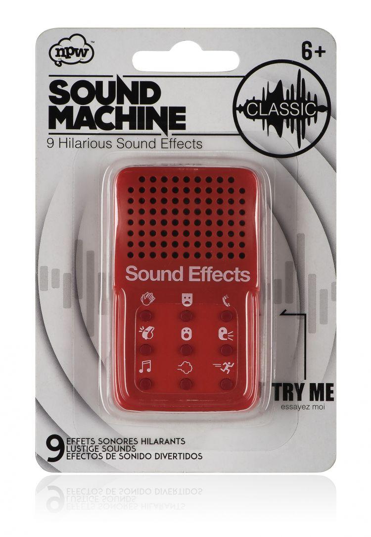 NPW ROW - Sound Machine Classic Sound