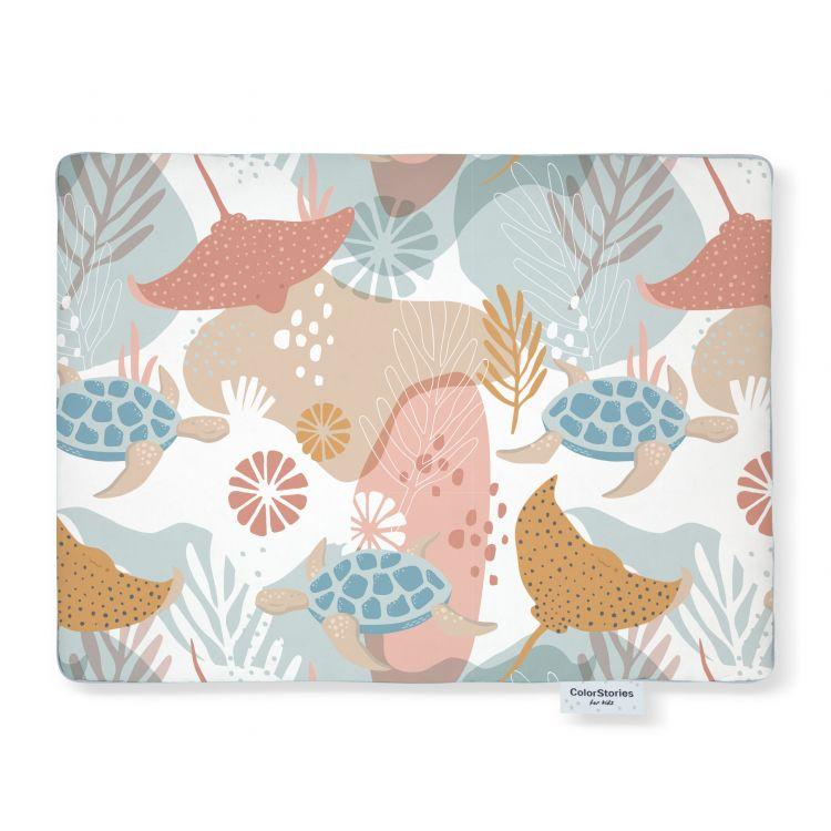 ColorStories - Poduszka dla Niemowlaka Reef 30x40cm