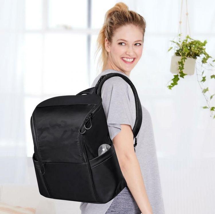 Skip Hop - Plecak Paxwell Easy-Access Black Camo