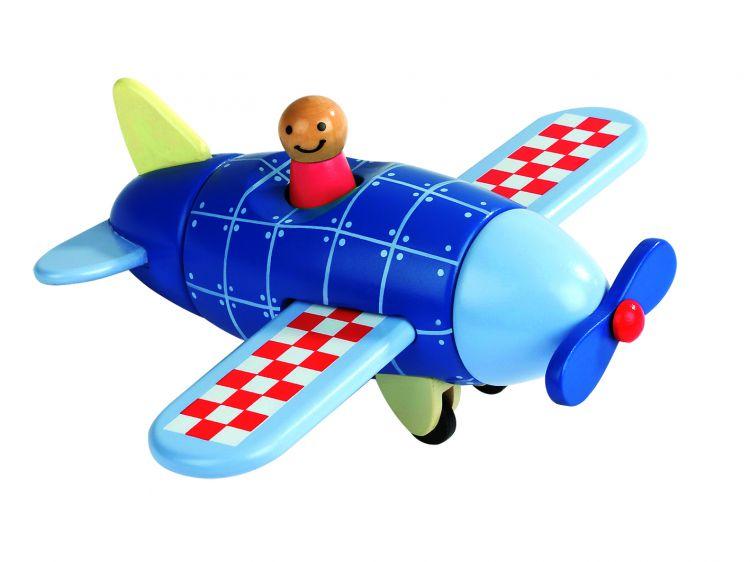 Samolot Magnetyczny Janod 18m+