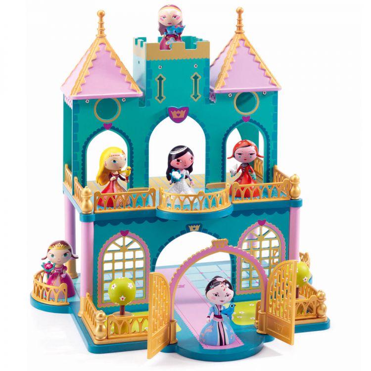 Djeco - Drewniany Pałac Księżniczek