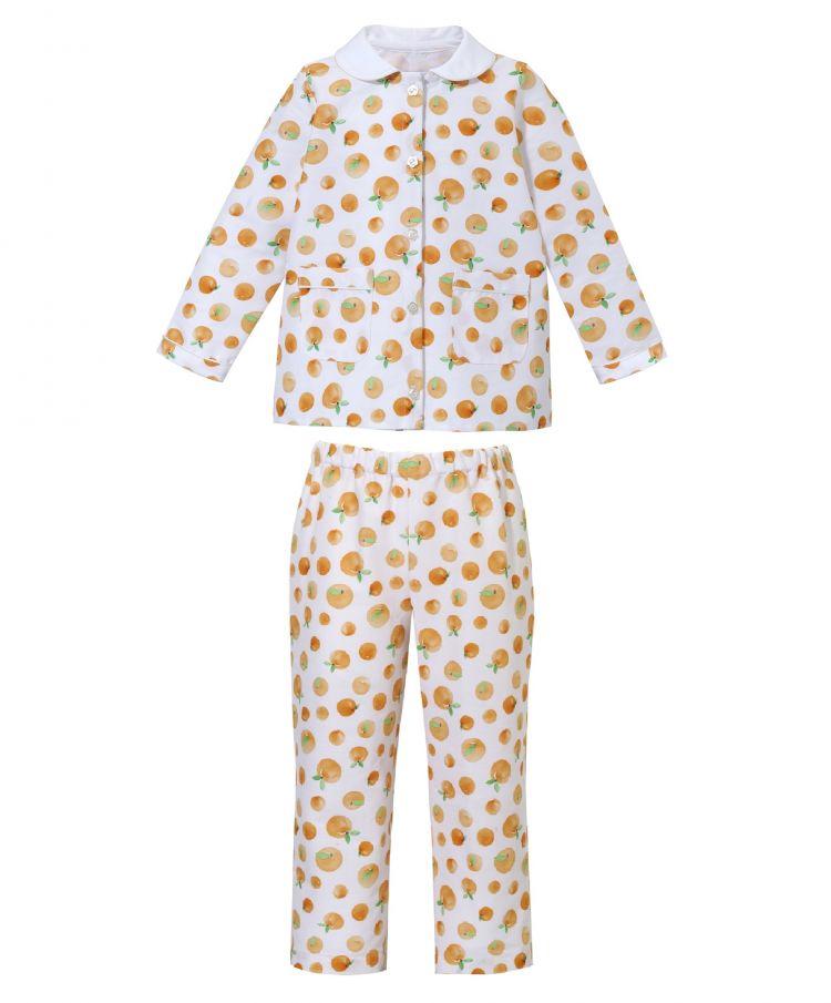 Petite Maison - Piżama Oranges dla Mamy L