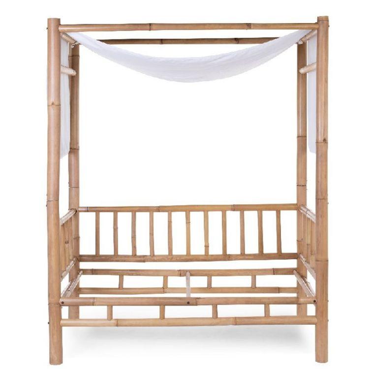 Childhome - Łóżeczko Bambusowe 70 x 140 cm Bamboo