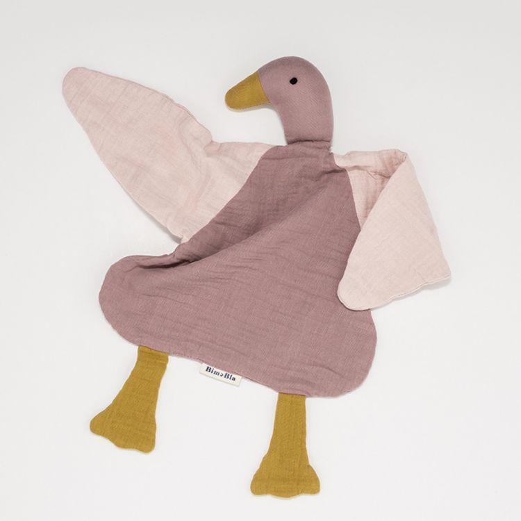 Bim Bla - Przytulanka Dou Dou Duck Różowa
