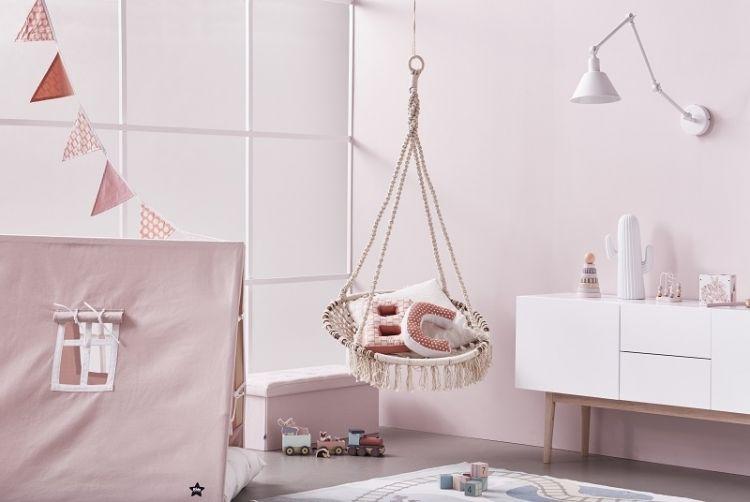 Kids Concept - Namiot Składany Różowy