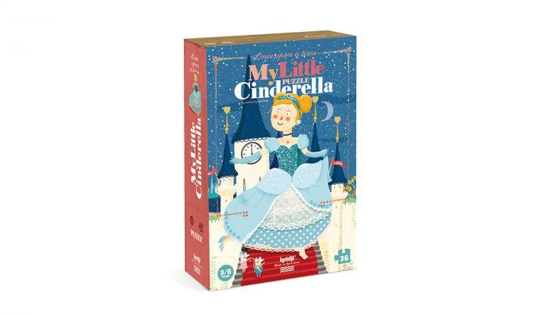 Londji - Puzzle Cinderella 3+