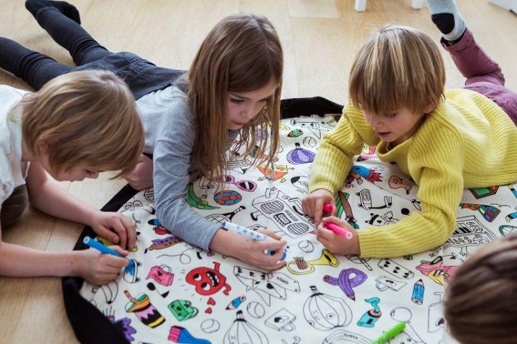 Play & Go - Worek na Klocki OMY
