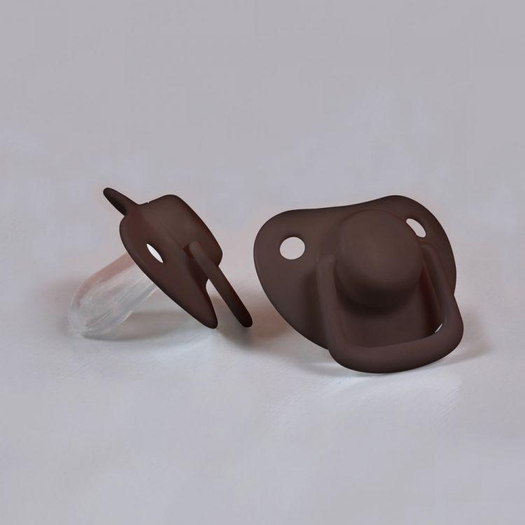 Filibabba - Smoczek 0m+ Chocolate 2szt.