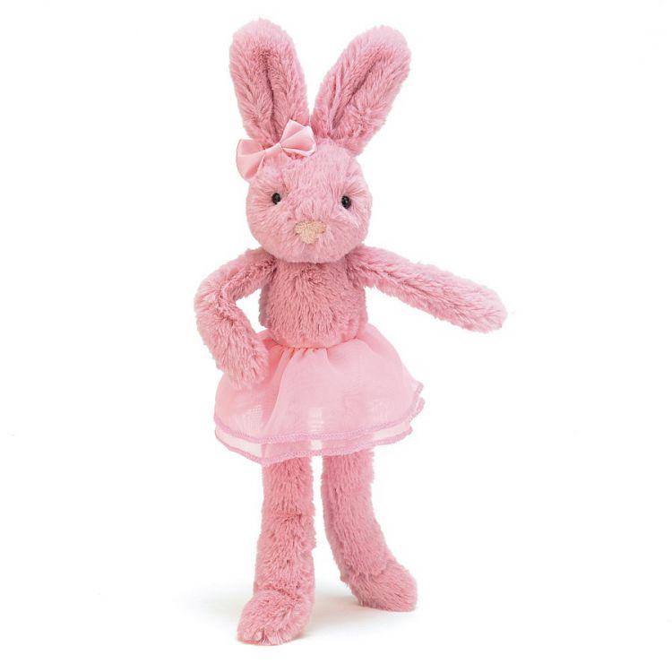 Jellycat - Przytulanka Króliczek Baletnica Pink