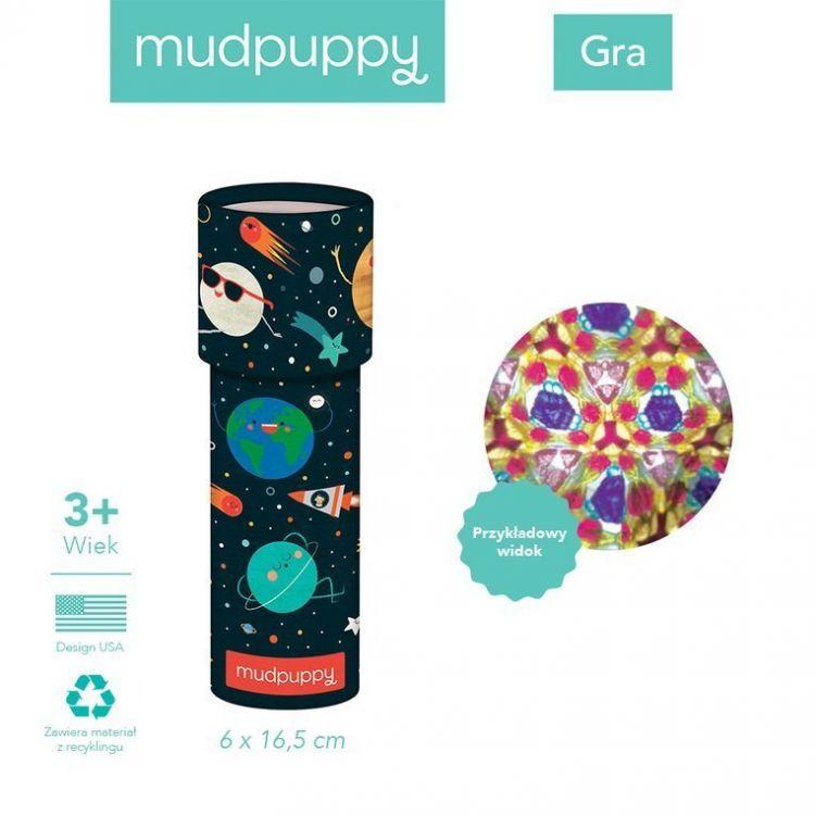 Mudpuppy Kalejdoskop Układ słoneczny 3+