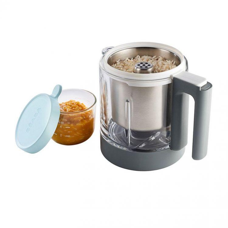 Beaba - Koszyczek do gotowania ryżu/makaronu Babycook® NEO white