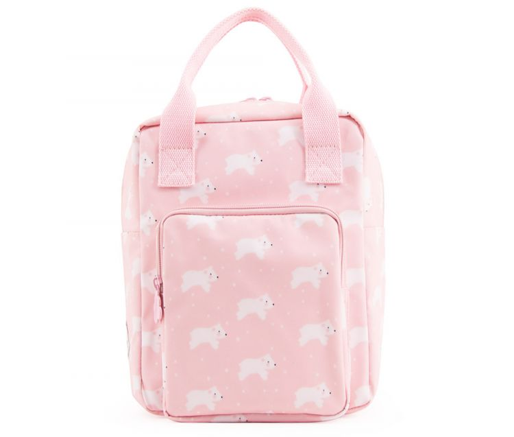 Eef Lillemor - Mini Plecak Polar Bear Pink