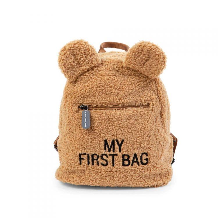 Childhome - Plecak Dziecięcy My First Bag Teddy Bear