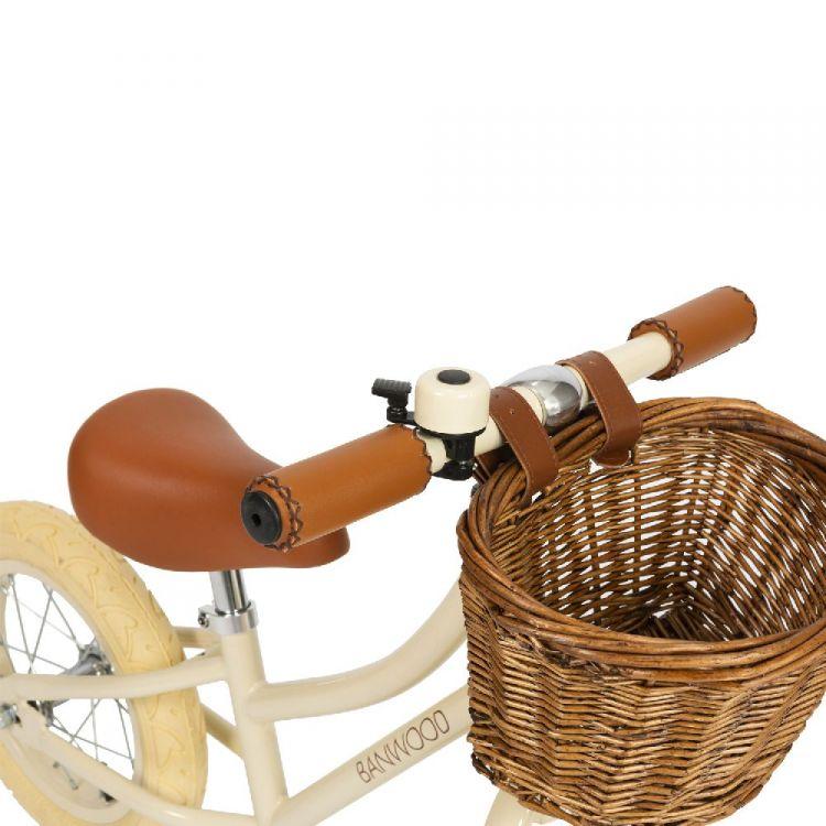 Banwood - FIRST GO! Rowerek Biegowy Cream 2+
