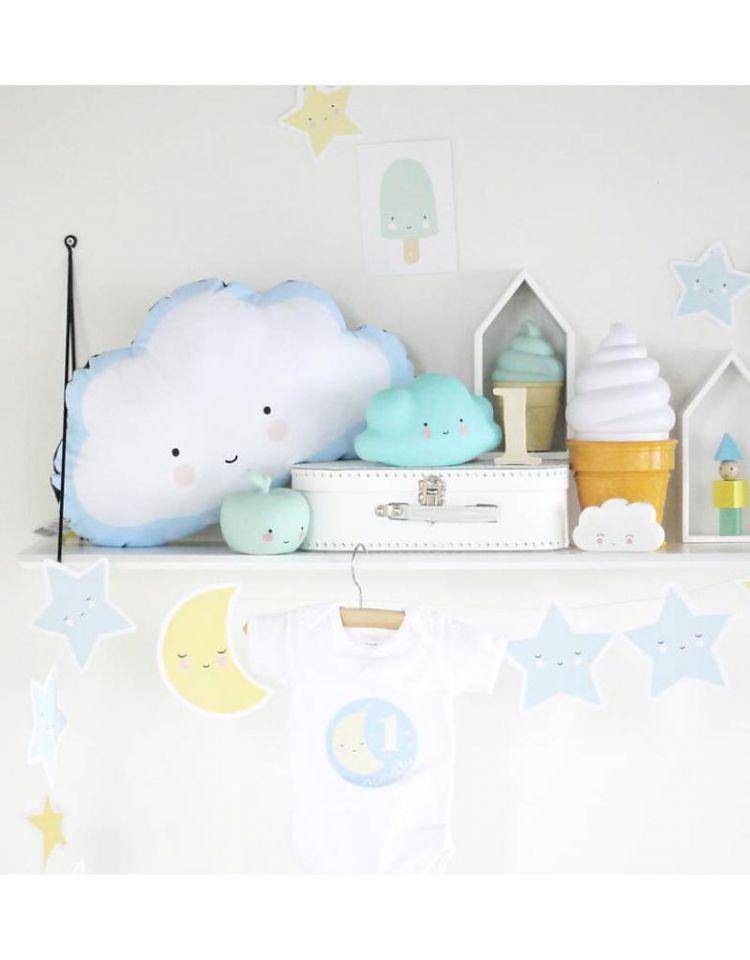 Little Lovely Company - Girlanda Cloud
