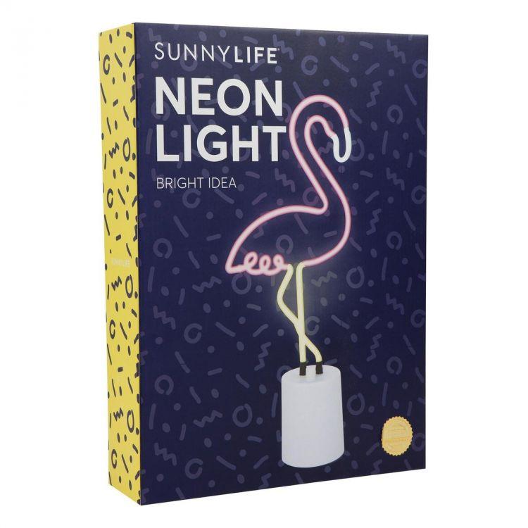Sunnylife - Neon Flamingo L