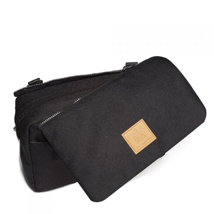My Bag's - Organizer do Wózka Eco Black/Cream