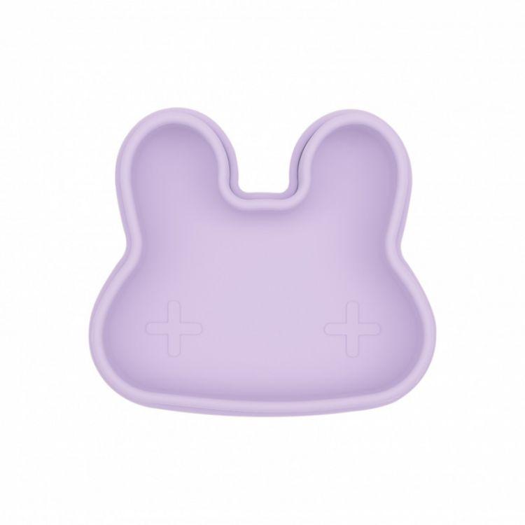 We Might Be Tiny - Zamykany Pojemnik Silikonowy Króliczek Lilac