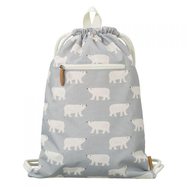 Fresk - Plecak Worek Miś Polarny