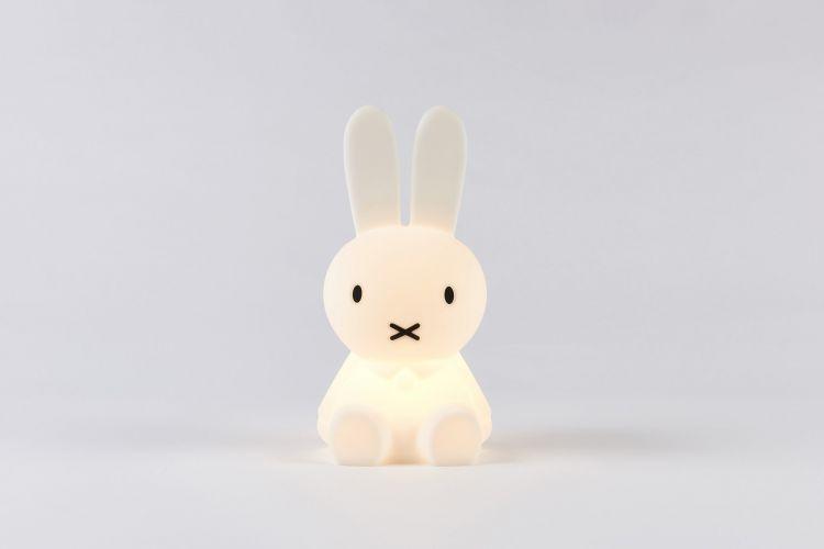 Mr Maria - Mini Lampka Przenośna Bundle of Light Mini Miffy