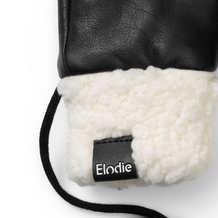 Elodie Details - Rękawiczki Aviator Black 0-12m-cy