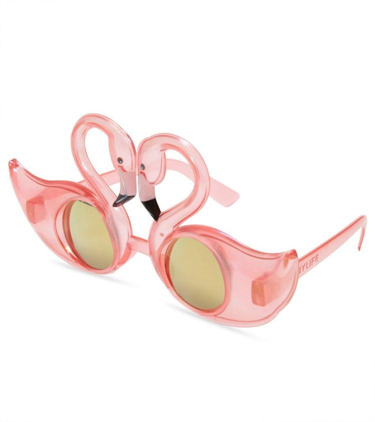 Sunnylife - Okularki Przeciwsłoneczne Flamingo Sunnies