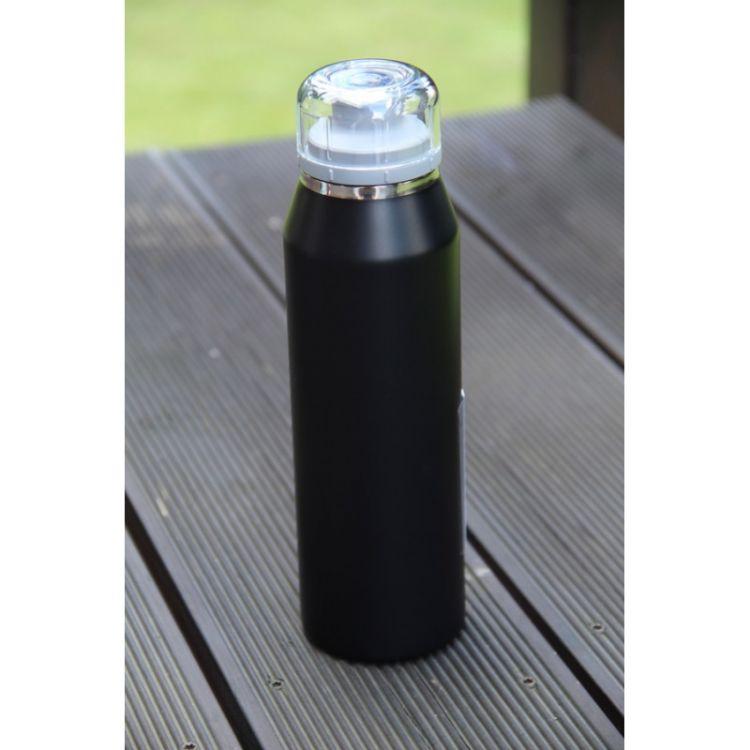 Alfi - Bidon Termiczny 0,5l isoBottle Czarny