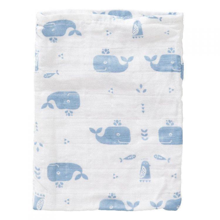Fresk - Myjki Wieloryb Blue Fog Zestaw 3szt.