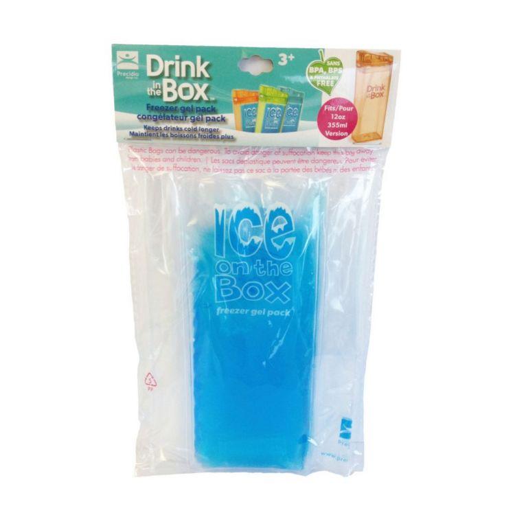 ICE ON THE BOX - Nakładka chłodząca na bidon 350ml