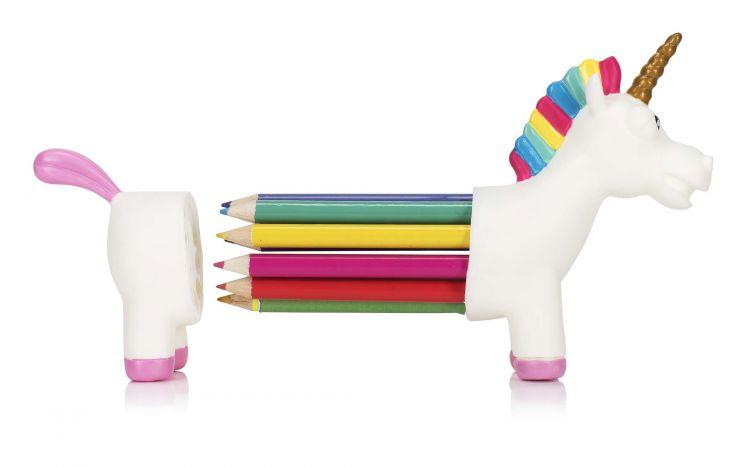 NPW ROW - Kredki Ołówkowe Unicorn Rainbow