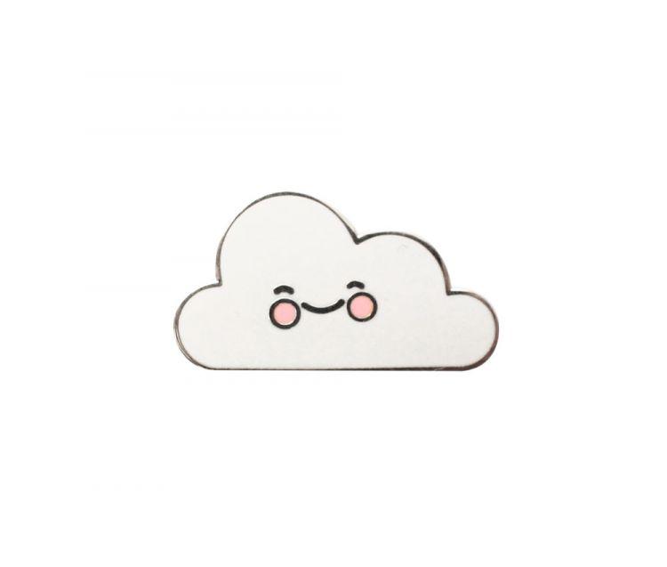 Eef Lillemor - Przypinka Cute Cloud