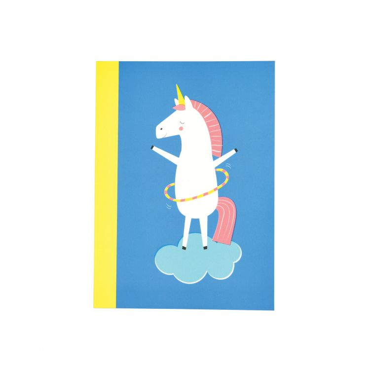 Rex - Notes A6 Magical Unicorn