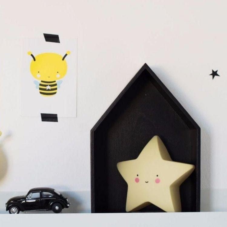 Little Lovely Company - Mała Lampka Gwiazdka