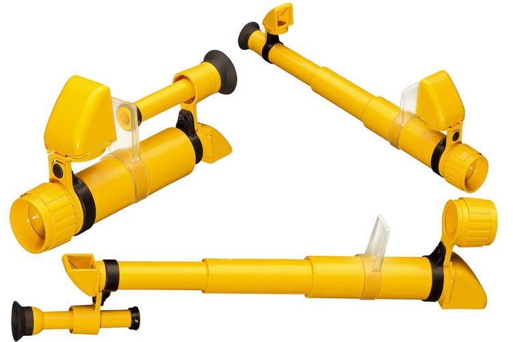 Navir - Przyrząd 3w1 Teleskop, Mikroskop,Peryskop