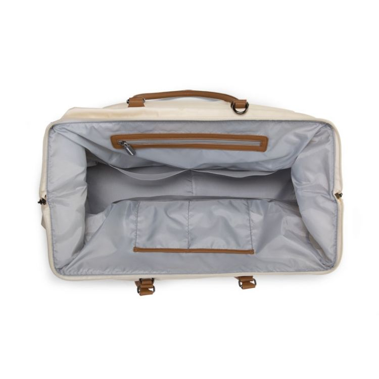 Childhome - Torba Podróżna Mommy Bag Kremowa