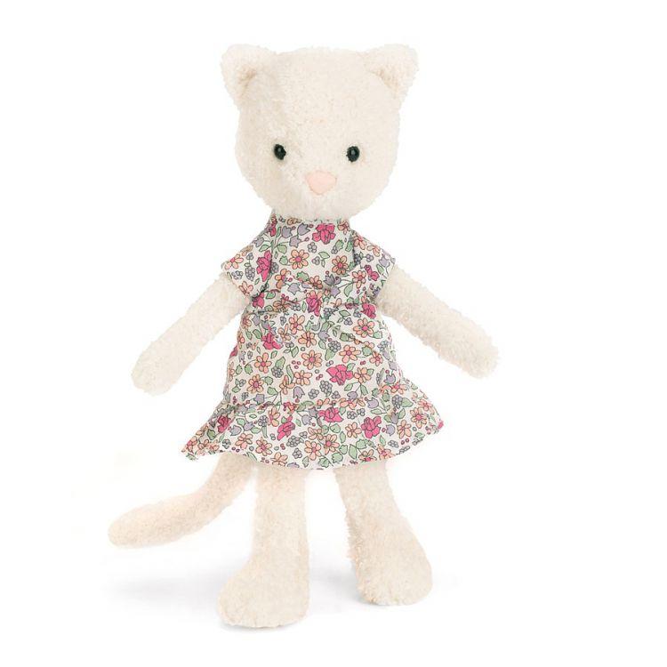 Jellycat - Przytulanka Kotek Posy Clover 23cm