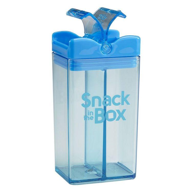 Drink In The Box - Pojemnik na Przekąski Blue 355ml