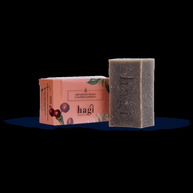 Hagi - Naturalne Mydło z Glinką Ghassoul
